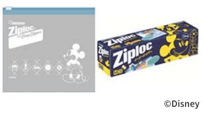 zip03 min - ジップロック ディズニーデザインシリーズ  〜 2019年春のデザイン登場!!