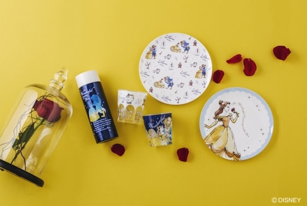 after08 min - Afternoon Tea LIVING 〜 ディズニーコレクション・Beauty and The Beast が登場します!!