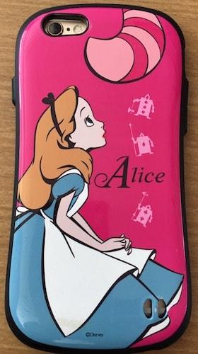 iface alice01 min - iFace | 楽天 ディズニー月間ランキングで1位を獲得!!