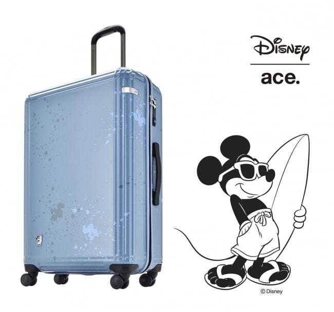 sc01 min - スーツケースもディズニーで気分ハッピー |選び方のポイントと旅行グッズなど。
