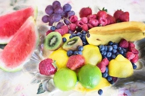fru01 - 夏のフルーツ 〜 果物の効能や効果的な食べ方、ランキングなど。