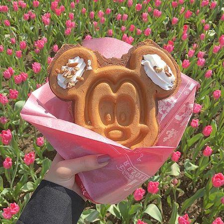 w01 min - ミッキーワッフルが食べたい 〜 ディズニー気分を味わえるナールナッド スイーツメーカー