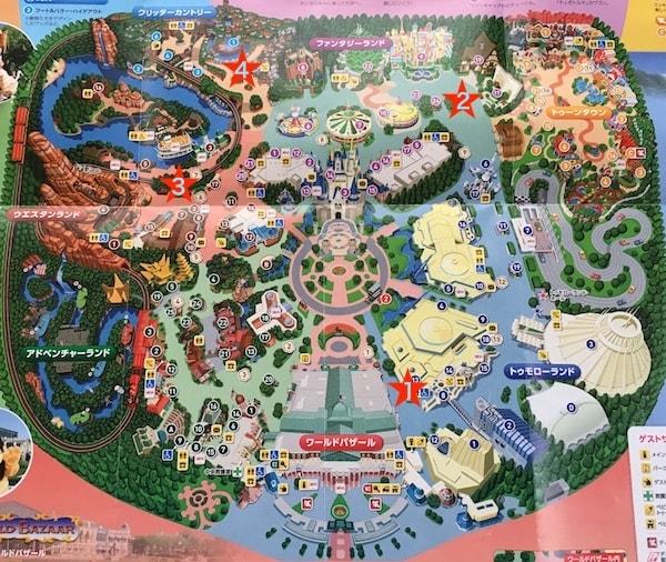 map03 min - 初めてのディズニーランド旅行で時間を無駄にしないおすすめの過ごし方 〜 効率的に遊ぼう!