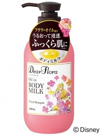 dir03 min - マンダム ディアフローラ リニューアル |ボディスキンケアにはミルク クリーム オイル どれがおすすめ?