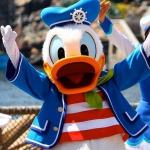 01 min 1 - 【TDL キャンプ・ウッドチャック】ドナルドダックの魅力はもふもふおりしり