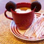 hotcho01 - ディズニー ホットドリンク 〜 ミッキーマウスとミニーマウスのかわいいホットチョコレート