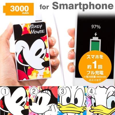 batte04 min - 【モバイルバッテリー】はディズニー旅行の必需品!!〜ディズニーデザイン充電器11選