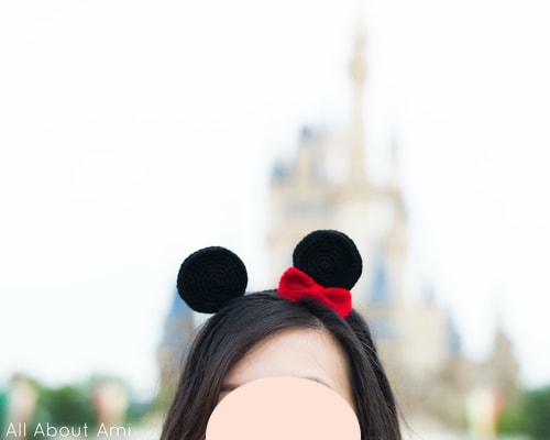 nit02 min - ディズニー カチューシャやヘアバンドをクロシェで簡単ハンドメイド 〜 プレゼントにもぴったり!!