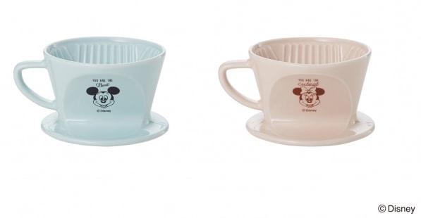 karita03 min - カリタ・ディズニーデザインアイテムでコーヒーをさらに美味しく!!