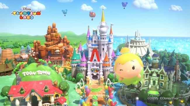 korokoro014 min - ディズニー ツムツムランド 〜 バブルを狙うスマートフォン向けパズルゲーム配信開始