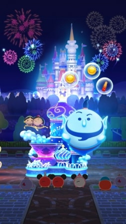 korokoro09 min - ディズニー ツムツムランド 〜 バブルを狙うスマートフォン向けパズルゲーム配信開始