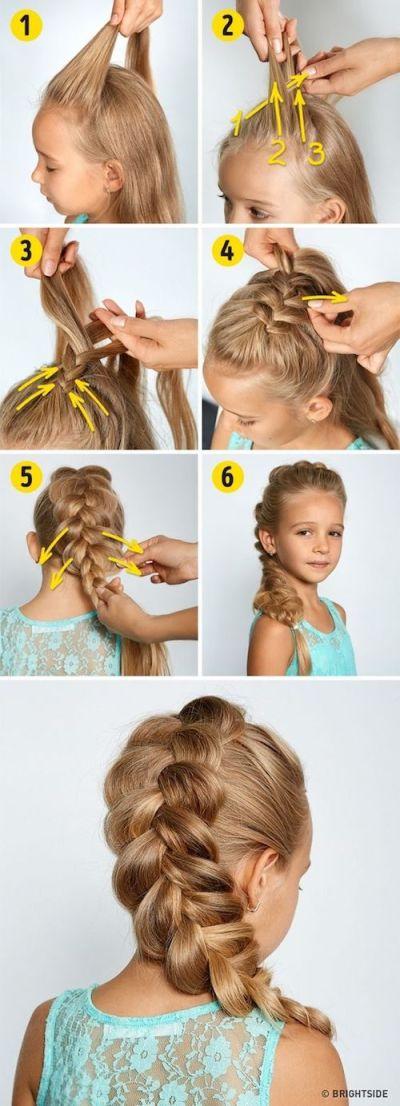 girl014 min - ママが簡単にできる「女の子のヘアスタイル」〜 ディズニー 発表会 結婚式 シチュエーション別の髪型をご紹介
