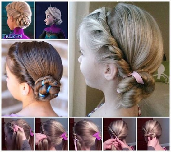 girl07 min - ママが簡単にできる「女の子のヘアスタイル」〜 ディズニー 発表会 結婚式 シチュエーション別の髪型をご紹介