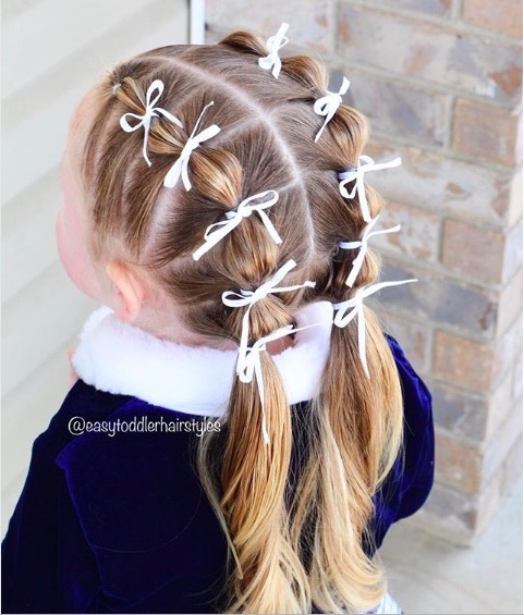 happyou01 - ママが簡単にできる「女の子のヘアスタイル」〜 ディズニー 発表会 結婚式 シチュエーション別の髪型をご紹介