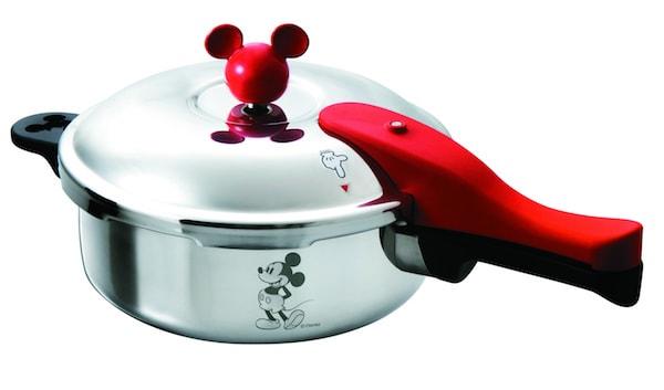 katu03 min - 料理を物理的に楽しくする方法 〜 ミッキーマウス ゼロ活力なべ(R)