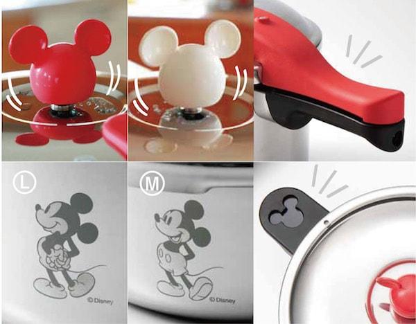 katu07 min - 料理を物理的に楽しくする方法 〜 ミッキーマウス ゼロ活力なべ(R)
