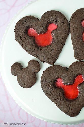 vale012 min - 【バレンタイン2020】手作り菓子大作戦 〜 ディズニー ミッキーチョコレート!!
