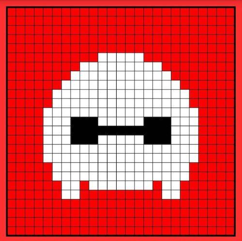 tuika07 min - 【アイロンビーズ無料図案】四角いプレートを利用してディズニーキャラクターを作ろう!!〜フレンズからプリンセスまで【15点追加】