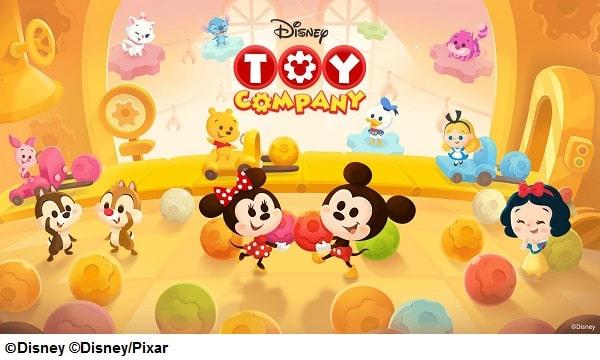 toycam03 min - 【ディズニートイカンパニー】事前登録を攻略〜サービス内容は?どんなゲーム?登場キャラクターは?