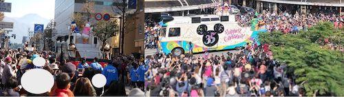 takatuki01 min - 【高槻まつり2019】ディズニーパレードでおすすめの場所は?混雑状況や注意点など