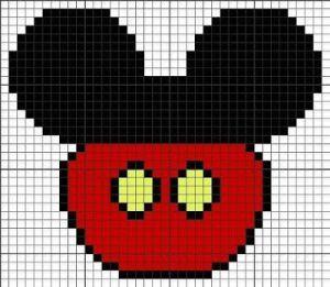 onep02 min 300x261 - 【ワンポイント刺繍図案】無料で簡単〜子供が喜ぶかわいいディズニー!!