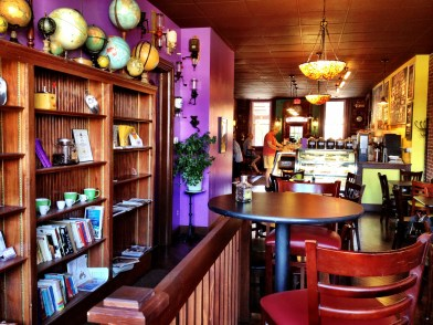 Coffee Planet in Cooperstown