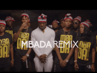 "Video Zoro – ""Mbada"" (Remix) ft. Paragon x Mecorn x Zez & Lio Steve"