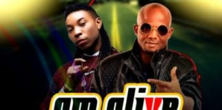 Download Chriswiner Am Alive ft Solidstar Mp3