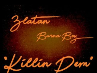 Download Burna Boy Killin Dem ft Zlatan Mp3