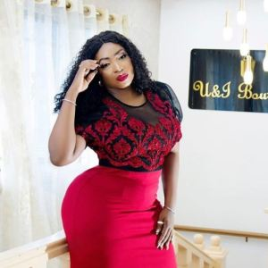The Actress With The Biggest Backside In Nollywood? Is Anita Joseph (photos)