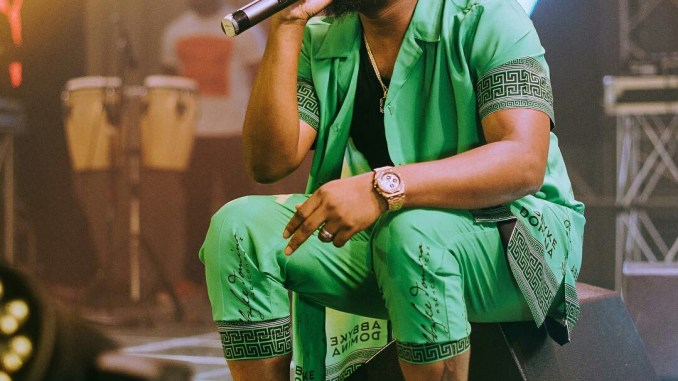 Download Olamide Welcome Mp3 download