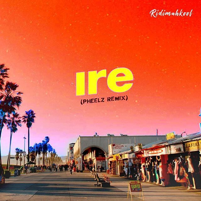 Download Adekunle – Ire (Pheelz Remix) Mp3 Download
