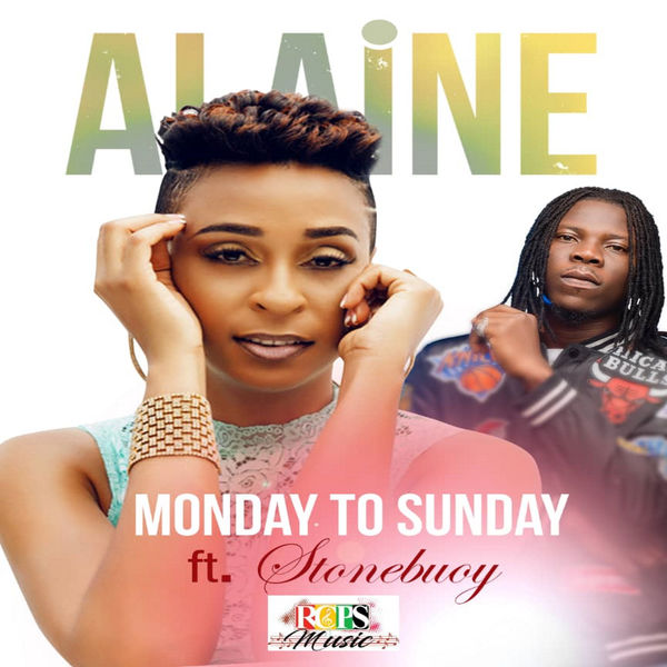 Alaine – Monday To Sunday ft Stonebwoy Mp3 Download