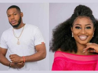 BBNaija: Frodd Pulls His Pant, Tries Have Sex With Esther, She Pushes Him Away