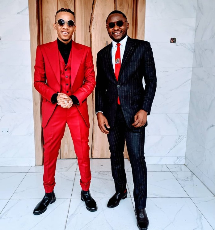 Ubi Franklin Congratulate Tekno, As He Shares Some Stories