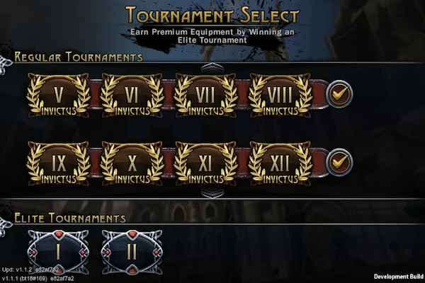 Tournament Completed