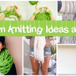 25 Diy Arm Knitting Ideas And Tips Cute Diy Projects