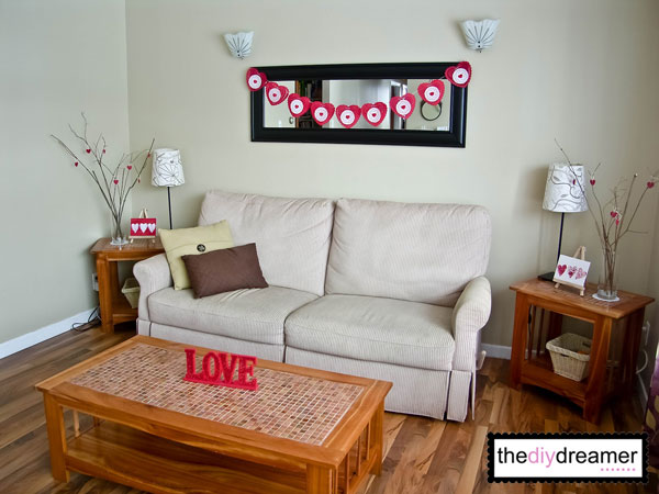20 Super Easy Last Minute Diy Valentine S Day Home Decoration Ideas
