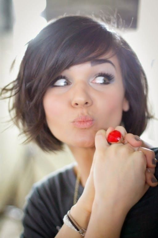 Short Hairstyles And Cuts Cute For Young Women