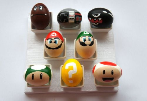 Nerdy Easter Egg Ideas