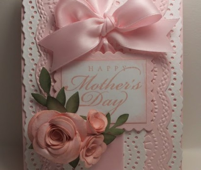 Fancy Mothers Day Card