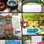 10 Truly Easy Yet Innovative Diy Garden Furniture Ideas Cute Diy Projects