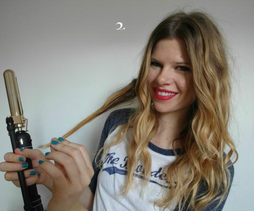 How to Do Boho Curls