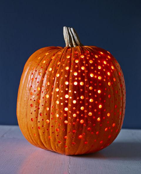 Star-Spangled Pumpkin