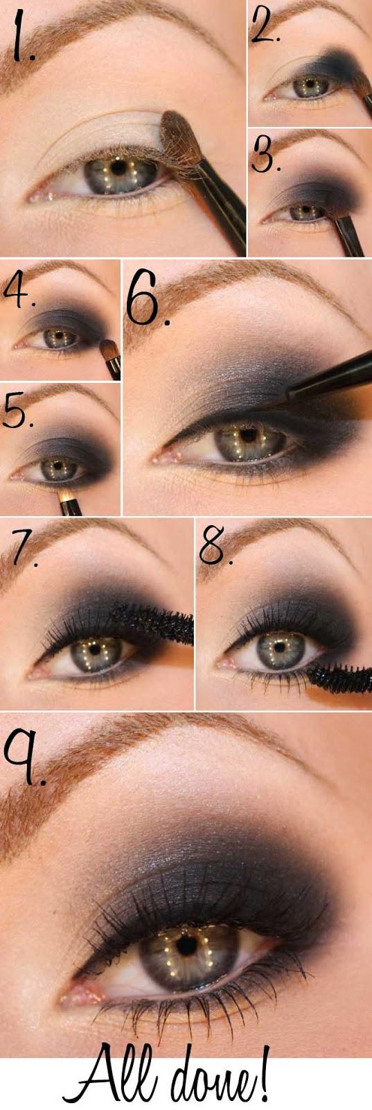 20+ breathtaking smokey eye tutorials to look simply