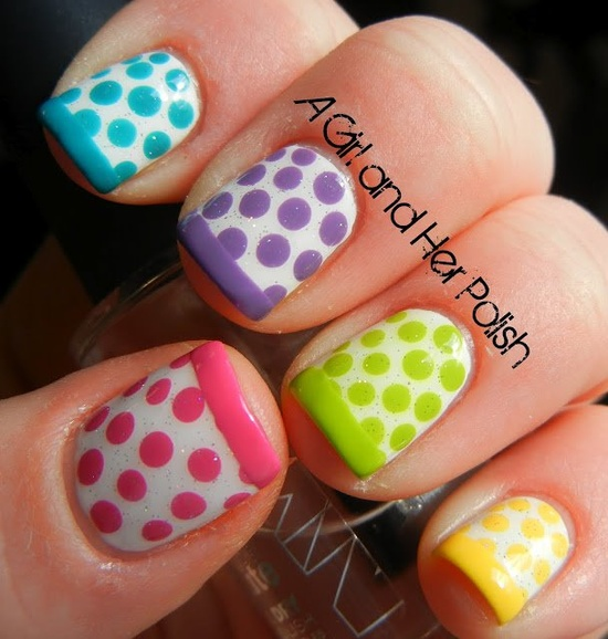 Nail Art Designs For Springwinter 2016 5 Facebook Source Spring Flower Ideas8