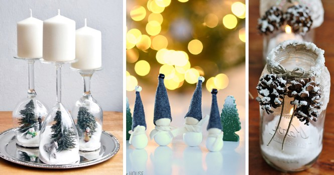 39 Oh So Gorgeous Dollar Diy Christmas Decor Ideas To Make You Scream With Joy Cute Projects