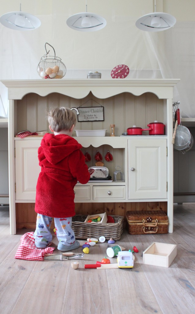 A kitchen for the Mini-Gourmand