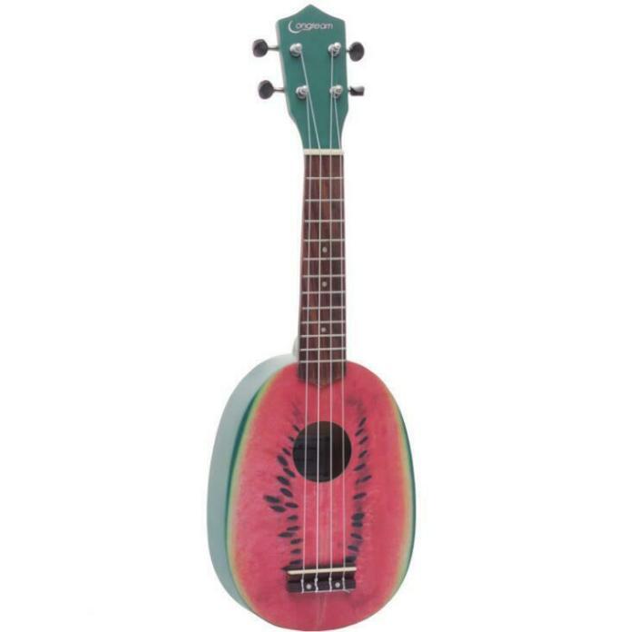 21 inch cartoon sticker Ukulele Small Guitar