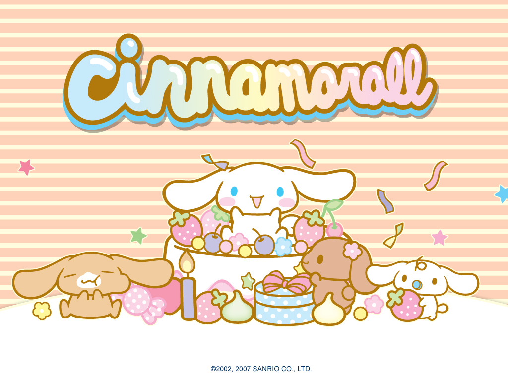 Cinnamoroll Wallpapers Cute Kawaii Resources